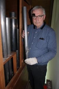 Henk van Eeken, orgelmaker